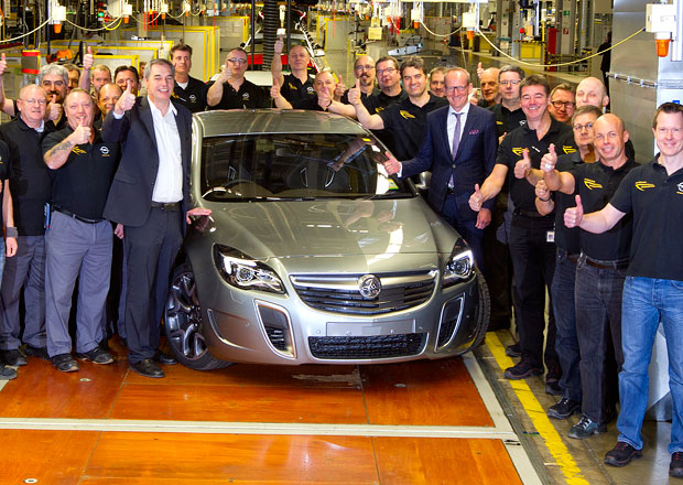 Opel: Nové Holdeny zRüsselsheimu