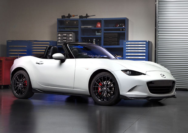 Mazda MX-5 Accessories Design Concept: Tovární tuning pro Chicago