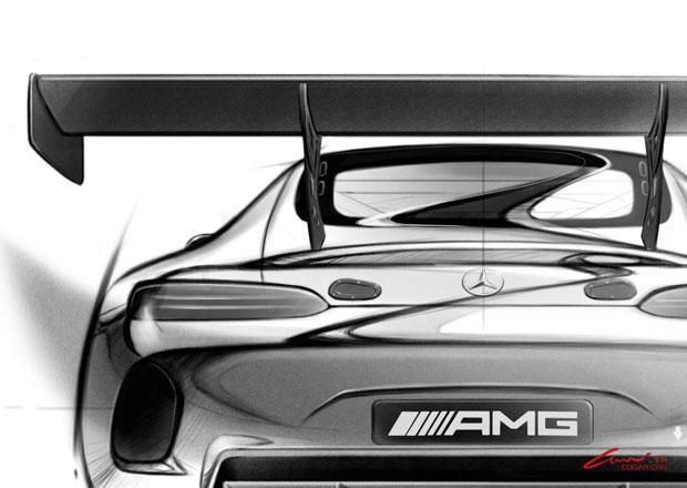 Mercedes-AMG GT3: Náhrada za SLS AMG GT3?