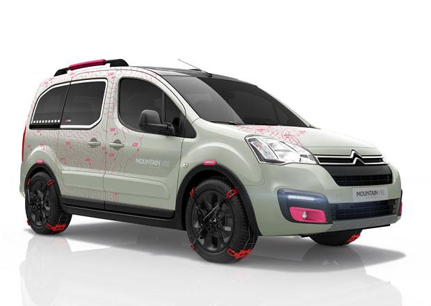 Mountain Vibe Concept: Takhle bude vypadat nový Citroën Berlingo