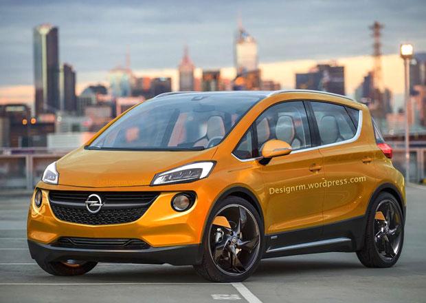 Chevrolet Bolt jako Opel: Bude to nová Ampera?