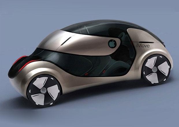 Elektromobil bez řidiče: Podle Apple hudba blízké budoucnosti