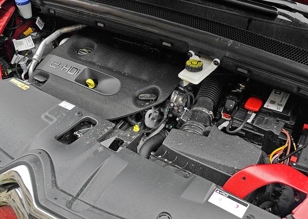 Citroën Grand C4 Picasso 2.0 BlueHDi: Jak vyzrát na Euro 6