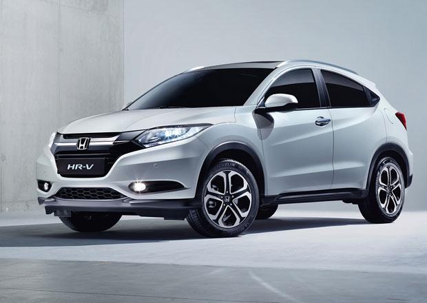 Honda HR-V: Druh� generace je na sv�t�