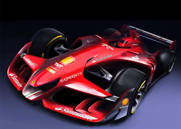 Ferrari má svou vizi budoucnosti Formule 1