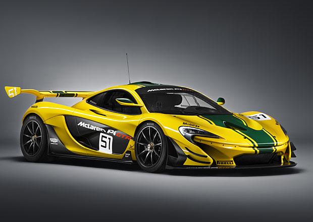 McLaren P1 GTR: Výroba uspíšena, volná už jen tři auta