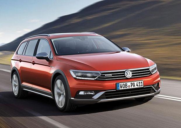Volkswagen Passat Alltrack 2015: O palec výš