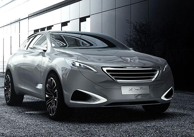 Peugeot 6008: Velký crossover dorazí v roce 2016
