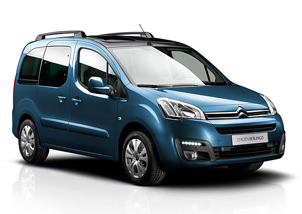 Citroën Berlingo: Modernizace přinesla motory Euro 6
