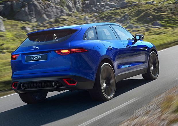 Jaguar F-Pace doraz� i�v��ist� elektrick� verzi