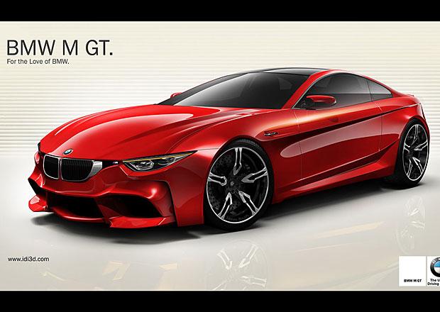 BMW M GT: Konkurent Mercedesu-AMG GT očima afrického designéra