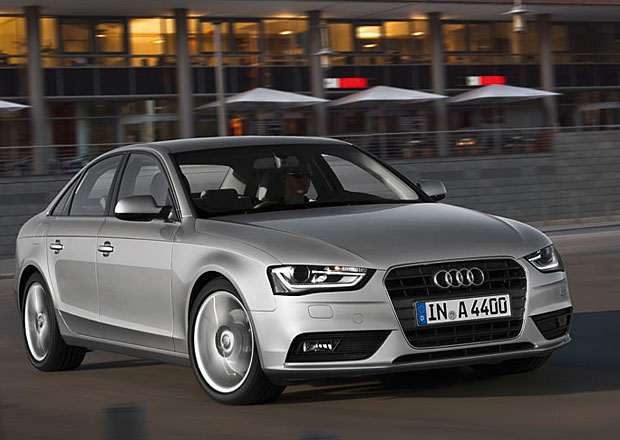 Audi A4 p��t� generace: Zn�me motory, 3.0 TDI nebude chyb�t