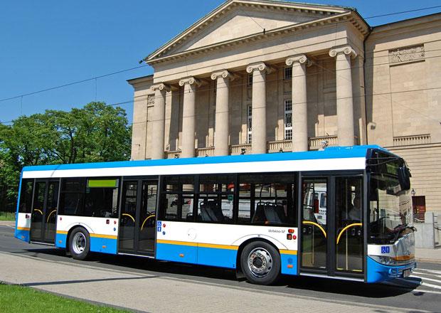 Solaris dodá přes 100 autobusů pro Ostravu