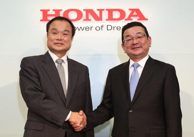 Prezident Hondy Takanobu Ito složil funkci kvůli skandálu s airbagy