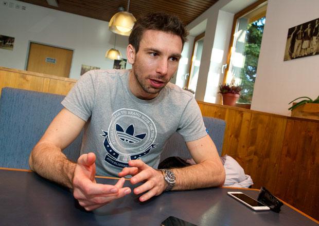 Den s nejlepším českým badmintonistou Petrem Koukalem