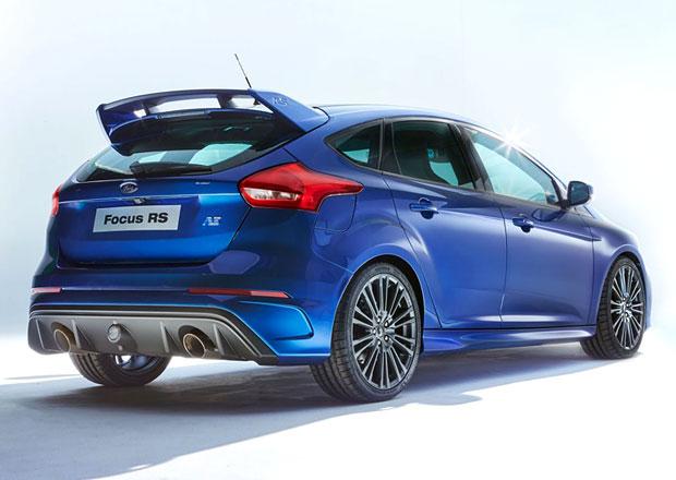 Ford GT a Focus RS: Evropská a světová premiéra