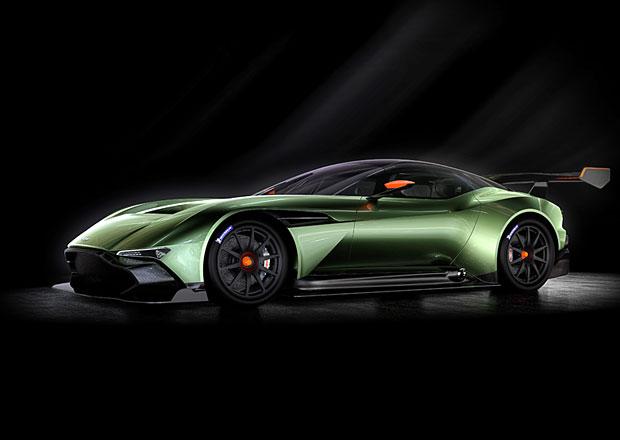 Aston Martin Vulcan: Nejextrémnější sporťák značky má přes 800 koní