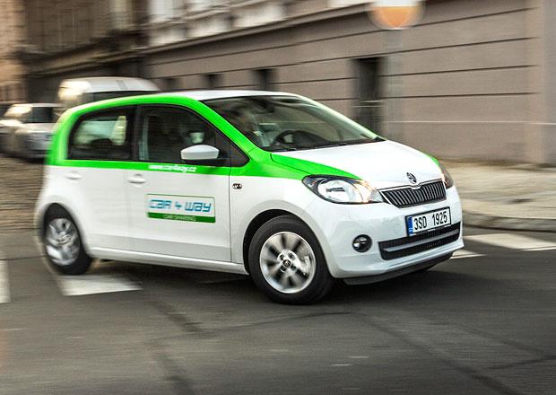 Carsharing v Česku: Auto (skoro) kdy a kde chci