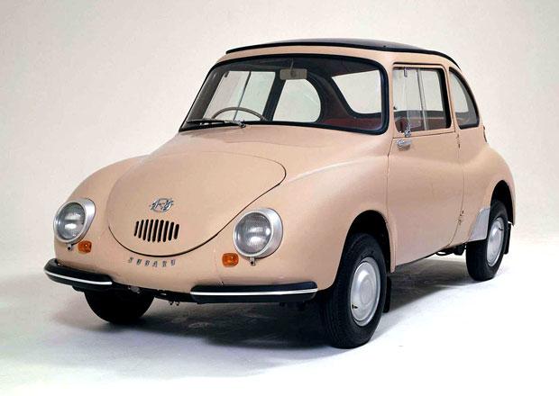 Subaru 360: Beruška debutovala před 57 lety