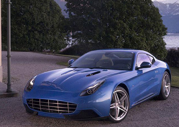Carrozzeria Touring Superleggera Berlinetta Lusso: Ferrari F12 v retrostylu