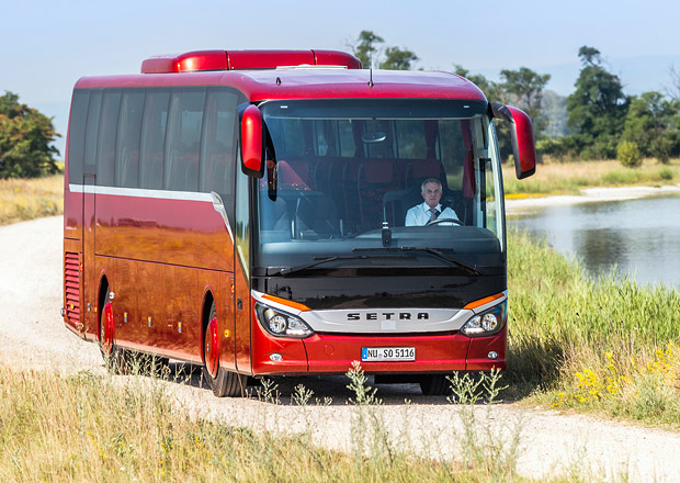 Setra S 515/516 MD, S 511/519 HD: Zkompletov�no