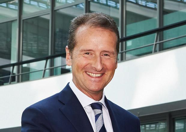 Herbert Diess je nov�m ��fem Volkswagenu, jak� �koly na n�j �ekaj�?