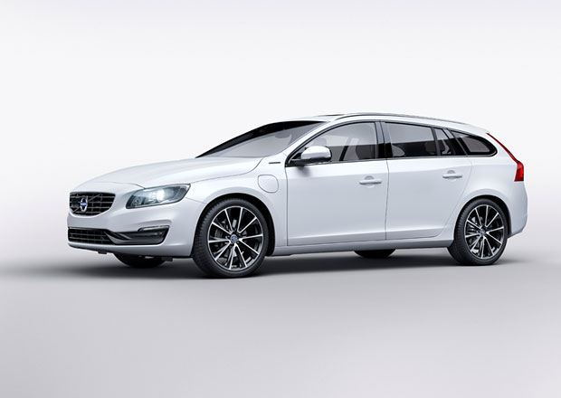 Volvo V60 D5 Twin Engine Special edition: Dva motory, jedno auto