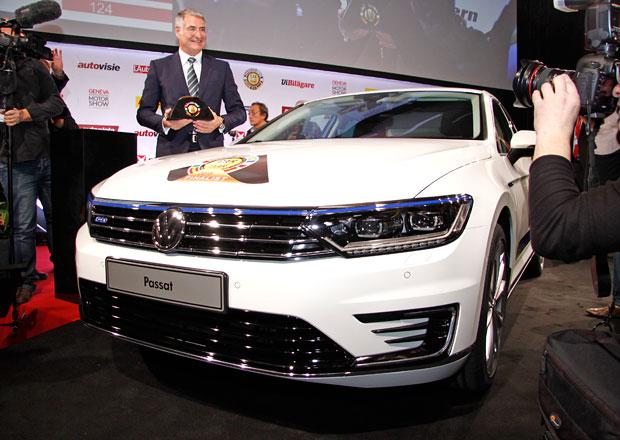 Autem roku 2015 je Volkswagen Passat (+video)