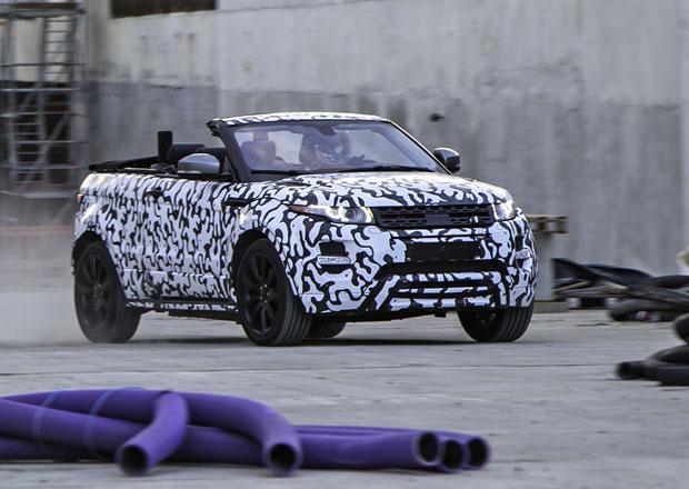 Range Rover Evoque Convertible: SUV kabriolet oficiálně potvrzen