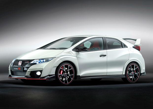 Honda Civic Type R kone�n� ofici�ln�, m� 310 kon� (+video)