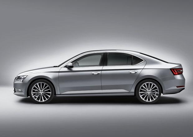 Škoda Superb III: Vzákladu 1.4 TSI/110 kW od599.900 Kč