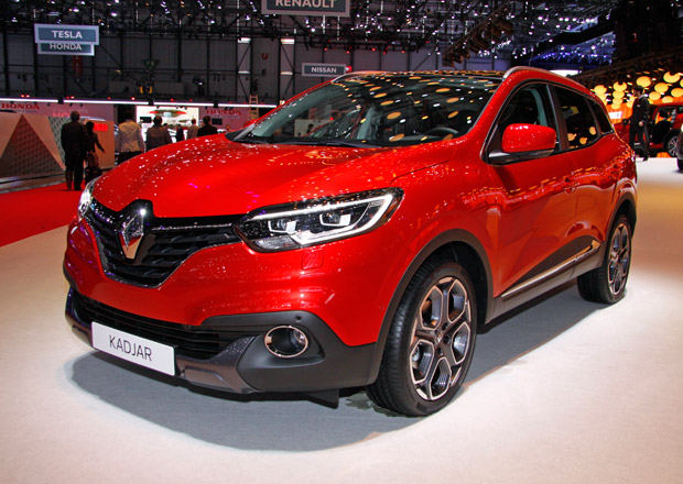 Renault Kadjar: První statické dojmy (+video)
