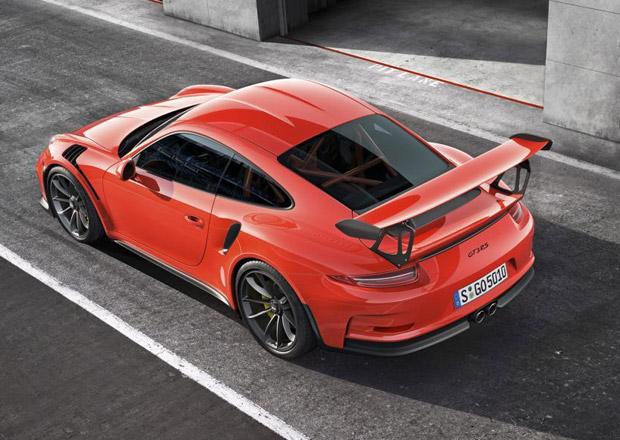 Porsche 911R má být retro s technikou GT3