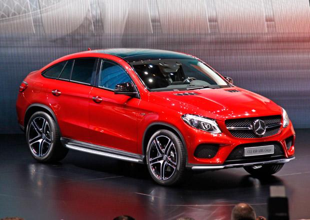 Mercedes-Benz GLE Coup�: Prvn� statick� dojmy (+video)