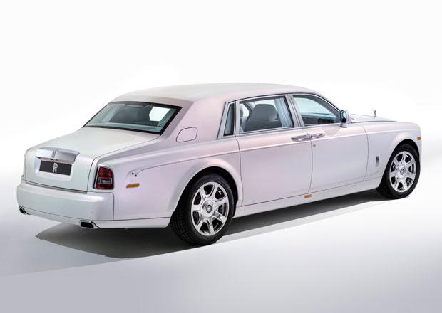 Rolls-Royce Phantom Serenity je oslavou hedvábí