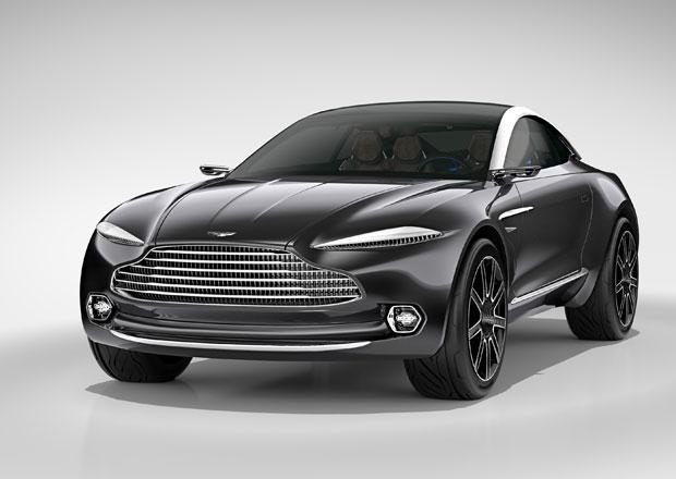 Aston Martin DBX zaujme hlavně movité ženy, říká Andy Palmer