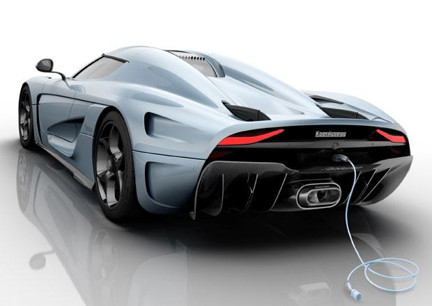 Koenigsegg Regera je nejextrémnějším hypersportem současnosti