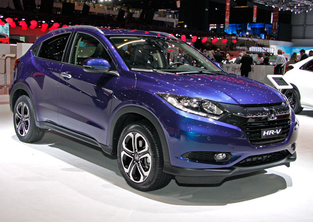 Honda HR-V: První statické dojmy