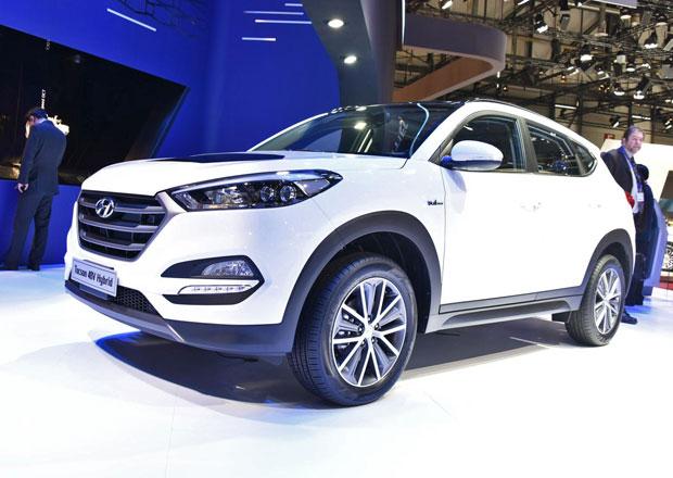 Hyundai Tucson 48V a Plug-in Hybrid: Dva koncepty nového SUV s elektromotory