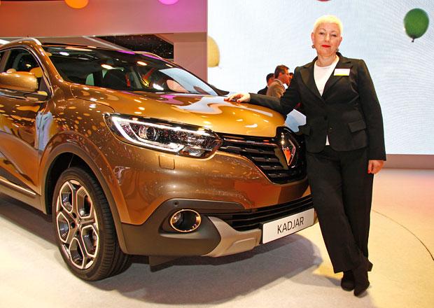 Renault Kadjar je nový crossover, Koleos dostane svého nástupce (rozhovor)