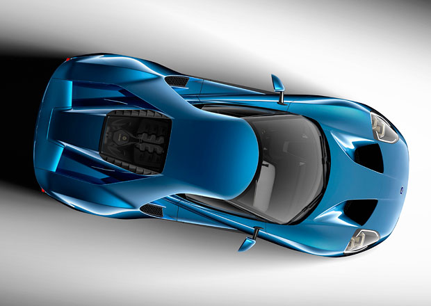 Ford GT: Bude stát 8,5milionu korun?