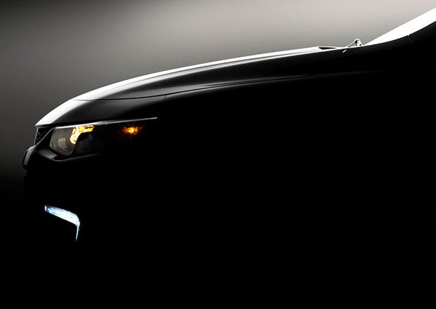 Chevrolet začíná odhalovat nové Malibu