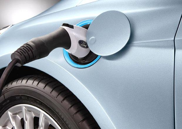 Ford pracuje na novém elektromobilu, bude konkurovat Chevroletu Bolt