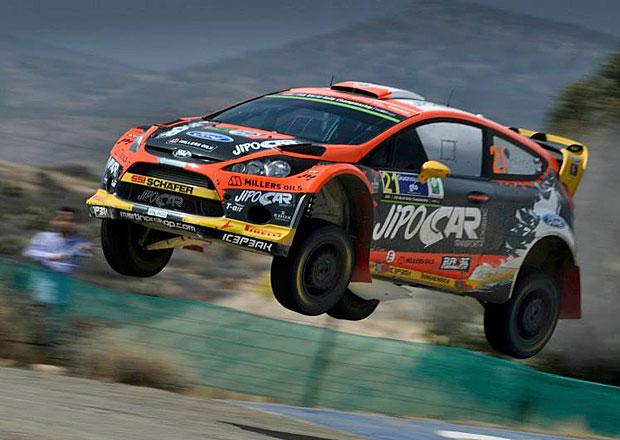 Závody WRC budou natáčet drony