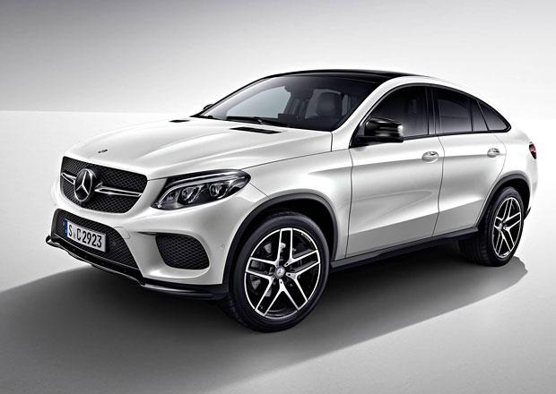 Mercedes-Benz GLE Coupé dostal Night Paket
