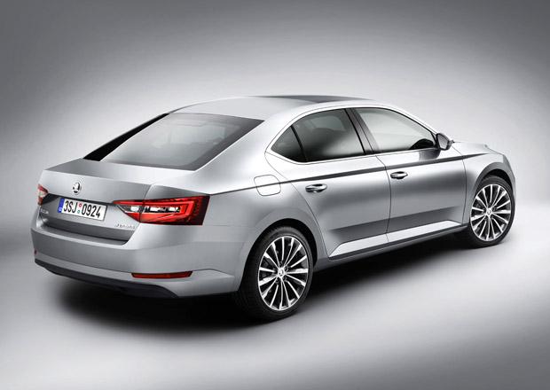 Škoda Superb III má kompletní ceník, nejlevnější diesel 1.6 TDI stojí 600.900 Kč