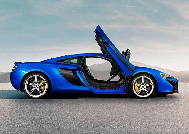 McLaren může být ziskový i bez SUV