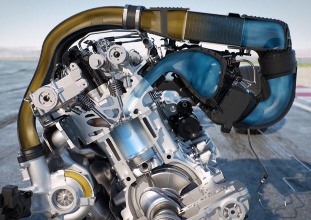 BMW: Vstřikování vody do motoru