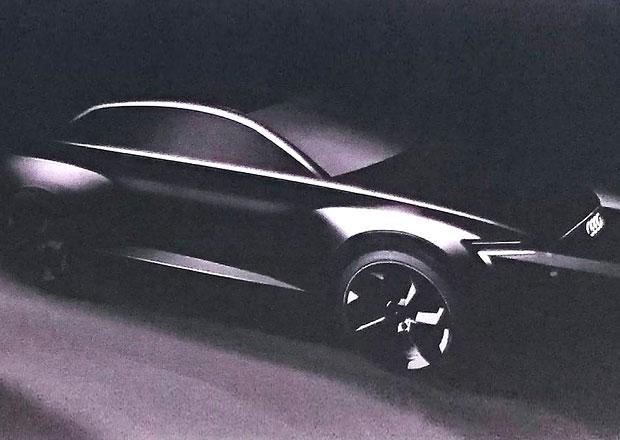Audi Q6 ujede na jedno nabití až 500 km