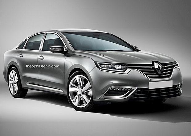 Renault Laguna: Nástupce se představí 6. července